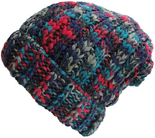 Pour homme ou femme Multicolore Baggy Bonnet