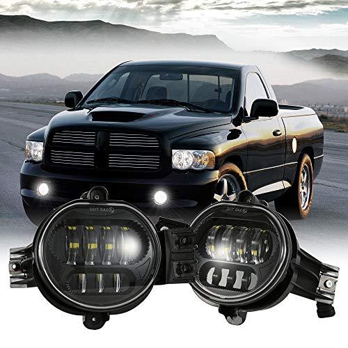 08 dodge truck fog lights - 7