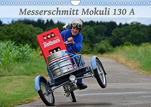 Messerschmitt Mokuli 130 A (Wandkalender 2022 DIN A4 quer)