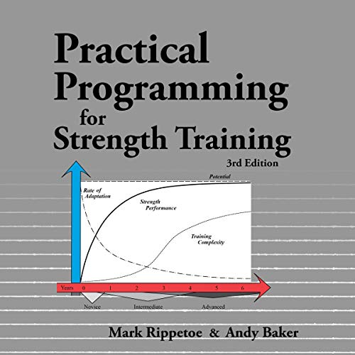 Practical Programming for Strength Training - 3rd Edition audiobook cover art