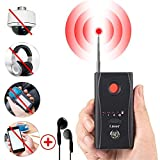 Laser detection Camera distance of 10 cm-10 m All-Round Portable Detector For Eavesdropping, Candid Video, GPS Tracker