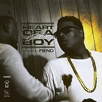 Heart of a Ghetto Boy: Volume 1