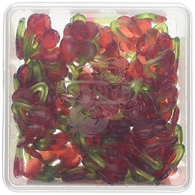haribo 12244 happy cherries 120 tub Haribo 12244 Happy Cherries 120 Tub 51KrM27ZqOL