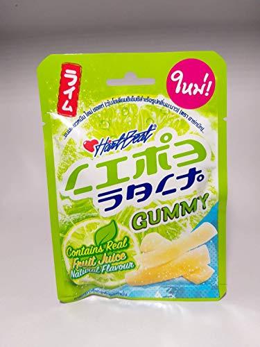 Yummy Gummy Lime Salt Chewy 2 Packs