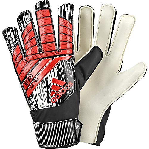adidas Kinder ACE Pro Manuel Neuer Torwarthandschuhe, Solar Red/Black, 7.5