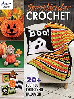 Spooktacular Crochet: 20+ bootiful projects for Halloween