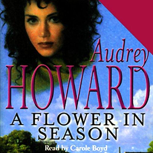 A Flower in Season audiobook cover art