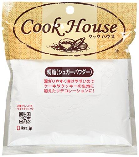 クックハウス 粉糖(シュガーパウダー) 100g×10袋