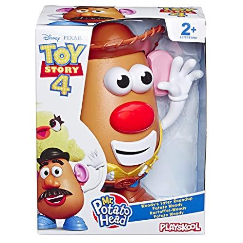 Mr. Potato Head Disney/Pixar Toy Story 4 Kartoffel-Woody Figur, Spielzeug für Kinder ab 2 Jahren