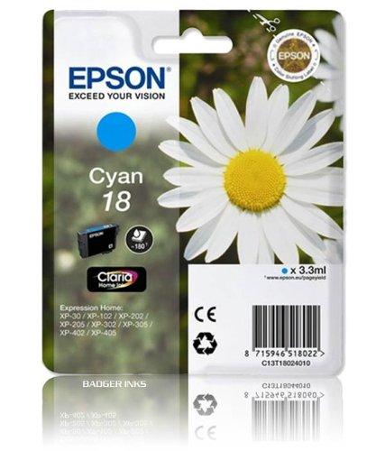Epson Expression Home XP412 ciano per stampante