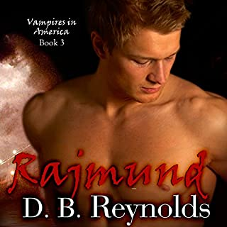 Rajmund audiobook cover art
