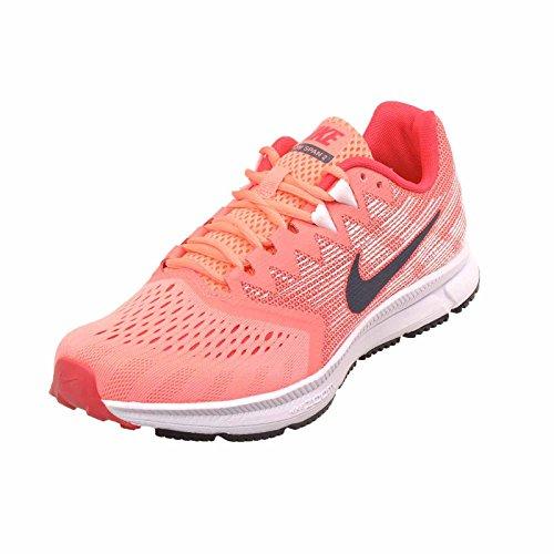 Nike Women's Zoom Span 2, Lava Glow/Thunder Blue-White, Size 7.5 US