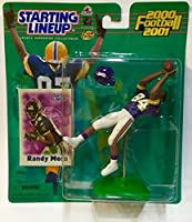 2000 NFL Starting Lineup Hobby Edition - Randy Moss