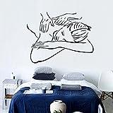 Pegatina pared vinilo escaparates centro de masajes, spa, espacios relax, fisioterapia, 75 X 58 cm. balnearios, clinicas rehabilitacion de CHIPYHOME