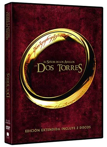 El Señor De Los Anillos: Las Dos Torres Ed. Extendida [DVD]