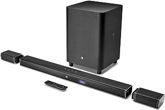 Best JBL Bar 5.1 4K Ultra HD 5.1-Channel Soundbar with True Wireless Surround Speakers (Renewed) Review