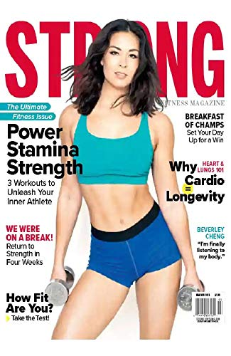 Strong Fitness : Health and Fitness Magazine March/April 2021 (English Edition)