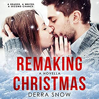 Remaking Christmas audiobook cover art