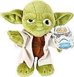 small foot 5594 star Wars Yoda Plüsch Figur 17cm, Mehrfarbig