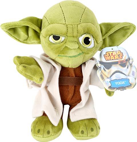 Legler Hama 5594 - Peluche Star Wars Yoda (Tela) (+0 Años