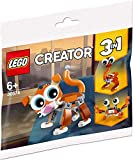 LEGO 30574 Creator 3 in 1 Cat Build (55 Pcs)