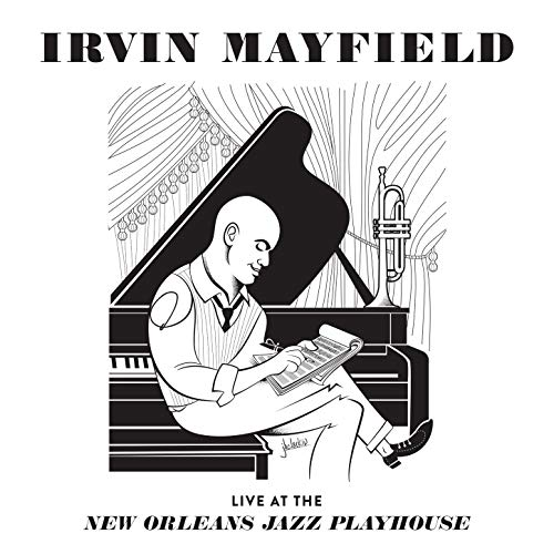 Live at the New Orleans Jazz Playhouse (Music from the Coffee Table Book)