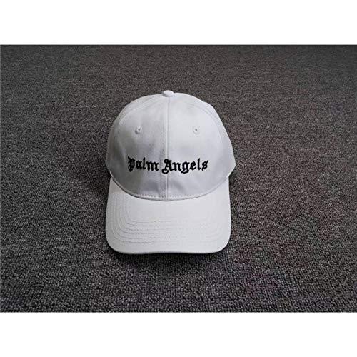 FXSYL Baseball Cap Stickerei-Baseballmütze-Frauen-Mann-Qualitäts-beiläufige Fashionpalm Engels-Kappen,d2