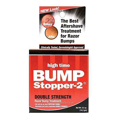 High Time Bump Stopper - Tratamiento de Protuberancias de Rastrillo de Doble Fuerza