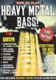 how to play heavy metal bass DVD