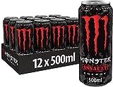 Monster Assault Energy Drink, 12er Pack, EINWEG...