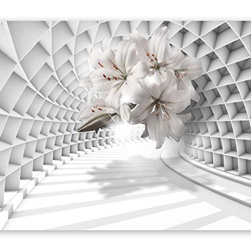 murando Fotomurales autoadhesivo Óptica 3D 392x280 cm Papel Pintado Decoración de Pared Murales Pegatina decorativos...