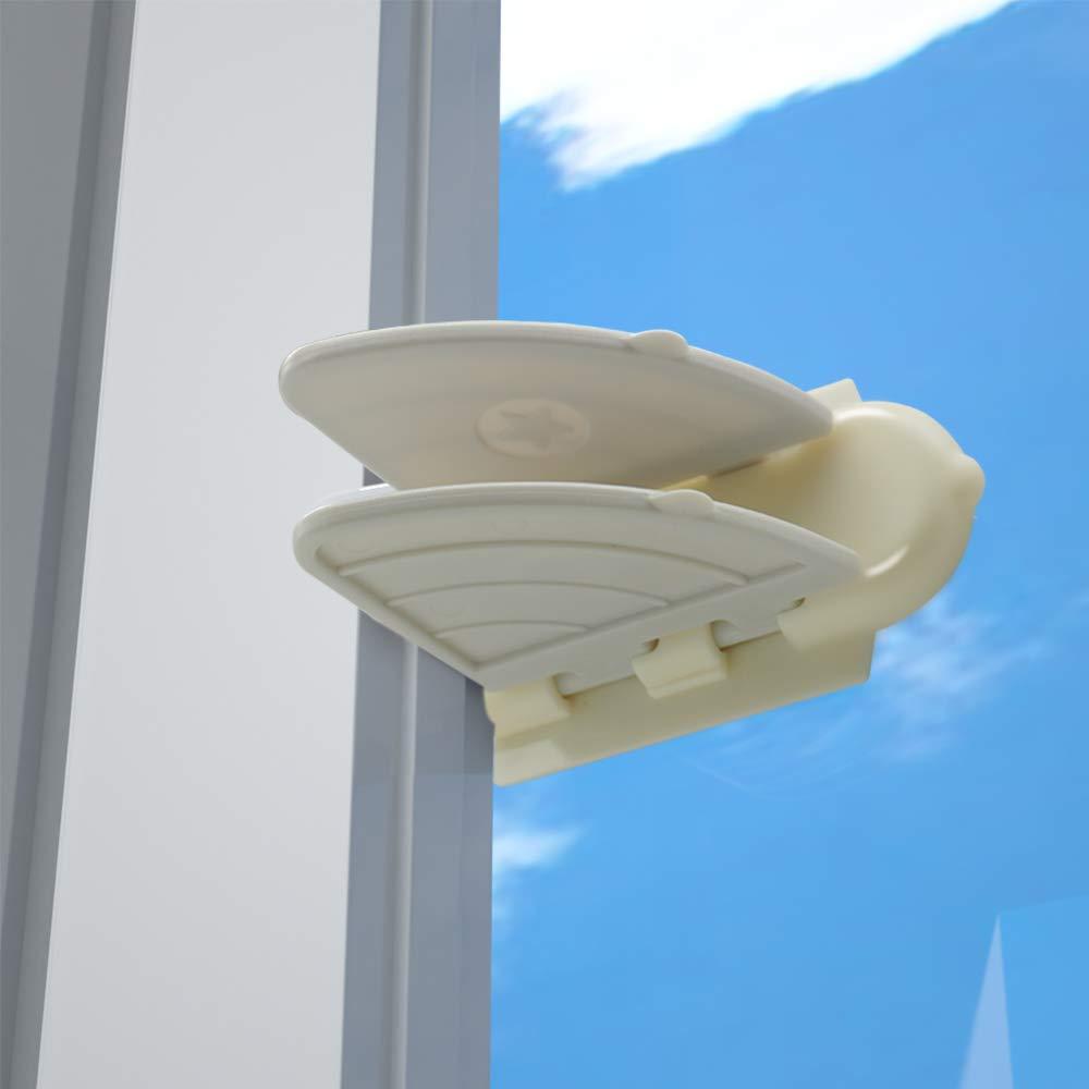 3Pcs Max 41% OFF Sliding Door Lock for Baby Proofing Attention brand Safety Sli Socub Child
