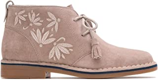 Women's Cyra Catelyn Embroidery Ankle Boot