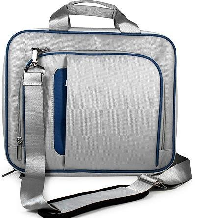"""- New Blue Laptop Case Airport Check-Point-Friendly Bag for 13"""" 13.3"""" Acer Aspire TimelineX AS3820T-7459 {+ 1pc name tag} -- Best Seller on Amazon!"""