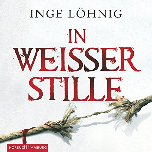 In weißer Stille (Kommissar Dühnfort 2) audiobook cover art