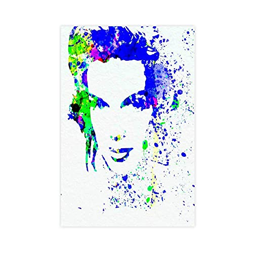 The Greatest Actress in A Century Judy Garland 3 Canvas Poster Bedroom Decor Sports Landscape Office Room Decor Gift Unframe:16×24inch(40×60cm)