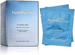 HydroPeptide 5X Power Peel Daily Resurfacing Pads, 4 fl. oz.