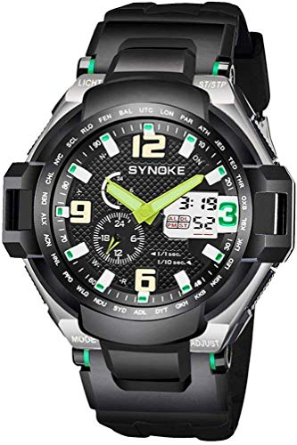 Outdoor multifunctionele kinderen sport horloge, high-end zwemmen horloge 3 graden waterdicht licht horloge