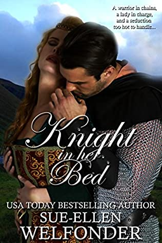 book cover of Knight in My Bed