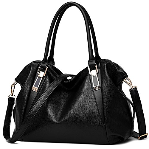 SiMYEER Women Top Handle Satchel Handbags Tote Purse