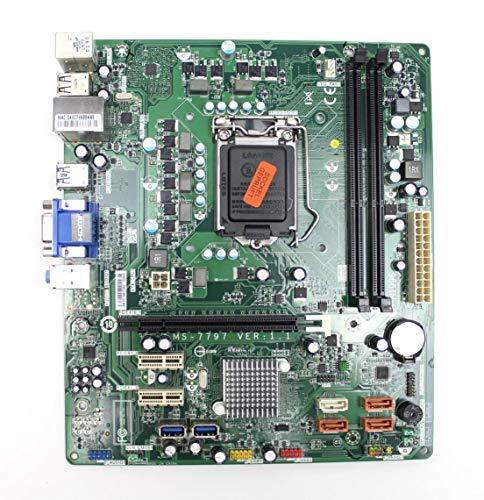 Medion P5220 D MSI MS-7797 Ver.1.1 Intel B75 Mainboard ATX Sockel 1155#38612