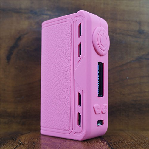 ModShield for Smoant Charon 218W TC Silicone Case ByJojo Skin Cover Sleeve Wrap Shield (Pink)