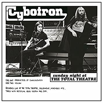 Sunday Night Live at the Total Theatre (Live)