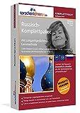 Russisch Sprachkurs: Fließend Russisch lernen. Lernsoftware-Komplettpaket: DVD-ROM für Windows/Linux/Mac OS X inkl. integrierter Sprachausgabe mit über 5700 Vokabeln und Redewendungen.