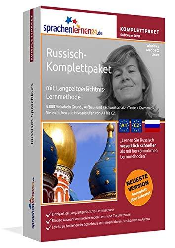 Sprachenlernen24 -  Russisch Sprachkurs: