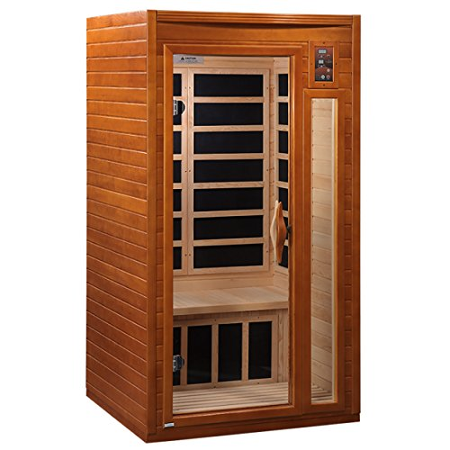Hot Sale Better Life 1-2 Person Carbon Infrared Sauna