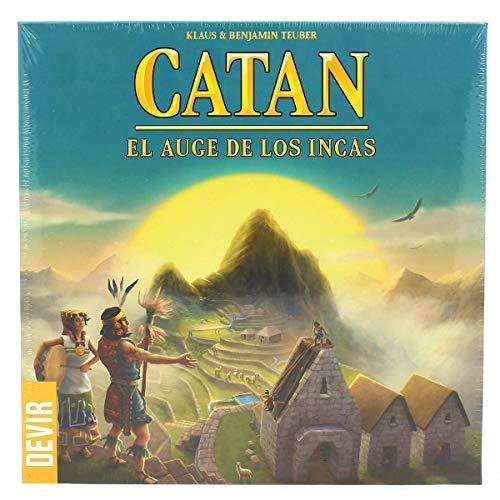 Devir Iberia 227307 Catan el Auge de Los Incas, Multicolor
