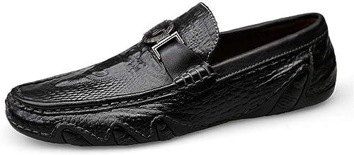 Perezosos Zapaños Hombre para Zapaños de Inglaterra zapatos