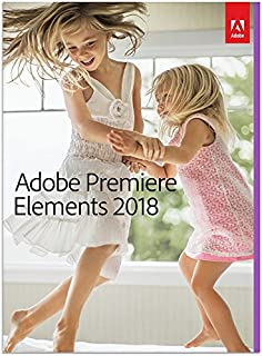 Adobe Premiere Elements 2018 [並行輸入品] (Mac/Windows)