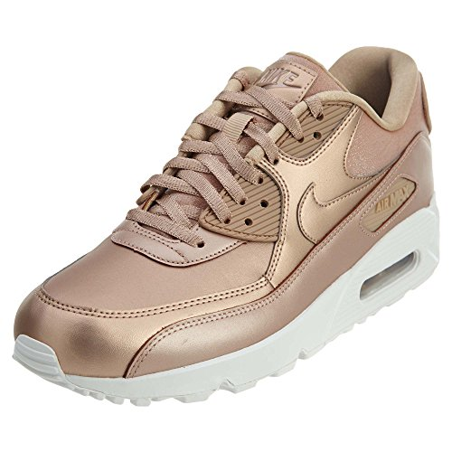 Nike Air Max 90 Zapatillas Prem, Mtlc Red Bronze/Mtlc Red Bronz